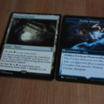 Размер карточки ККИ и настолки MTG Arena of the Planeswalkers