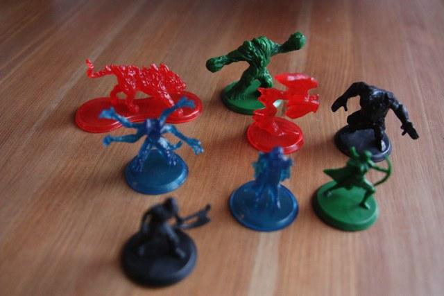 Фигурки персонажей, сквады MTG Arena of the Planeswalkers