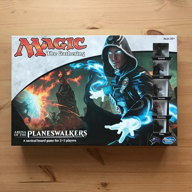 Настольная игра Arena of the Planeswalkers. Magic: the Gathering