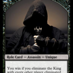 Kingdom magic assassin