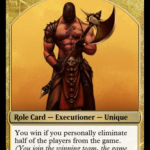 Kingdom magic executioner