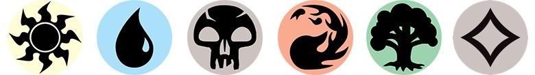 Шесть символов маны