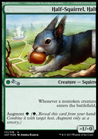 Half-squirrel MTG