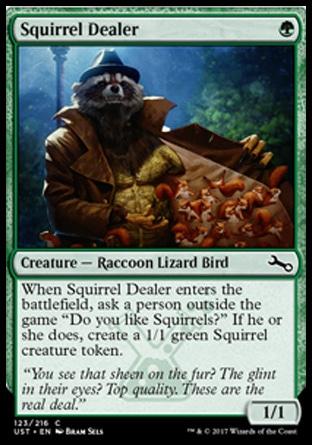 Squirrel Dealer