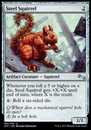 Steel squirrel MTG
