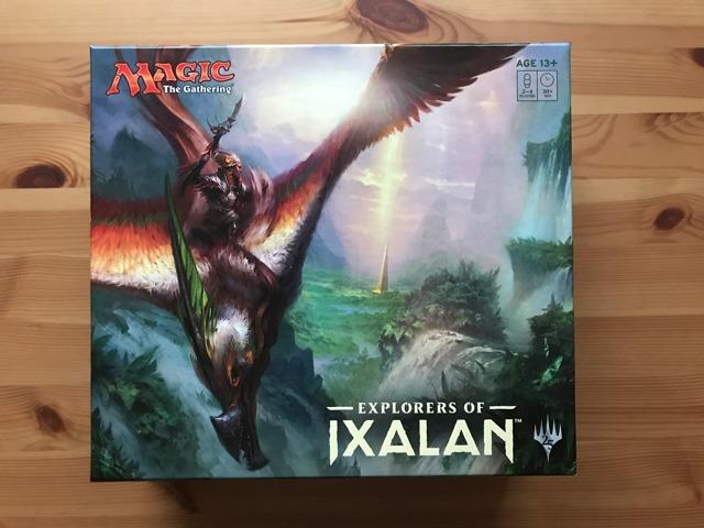 Коробка Explorers of Ixalan