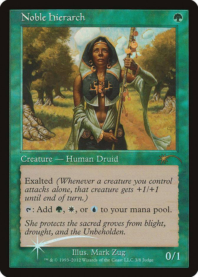 Noble Hierarch Judge promo