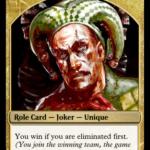 Kingdom magic joker