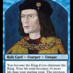 Kingdom magic usurper