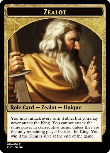 Kingdom magic zealot