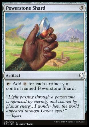 Powerstone Shard MTG