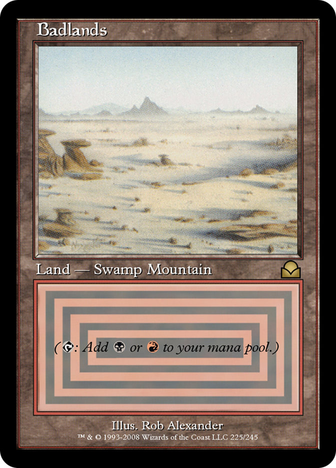 Badlands MTG