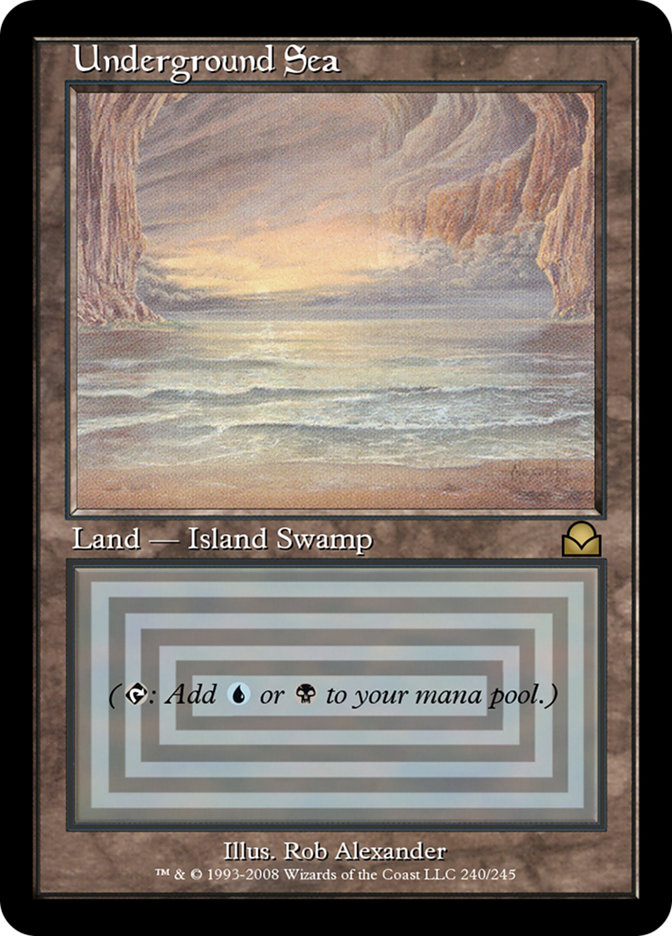 Underground sea MTG