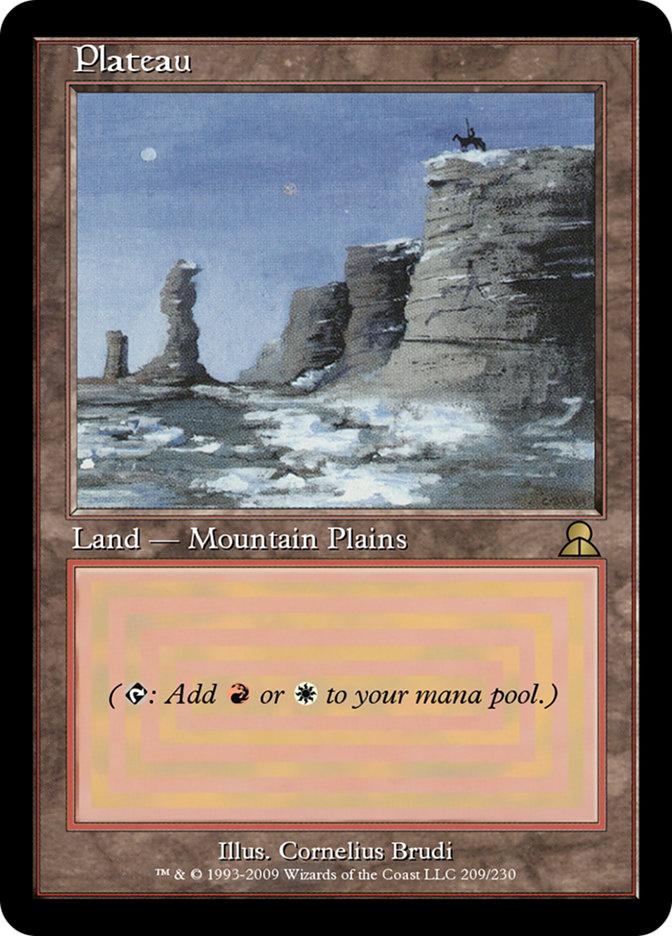 Plateau MTG
