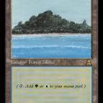 Tropical Island MTG