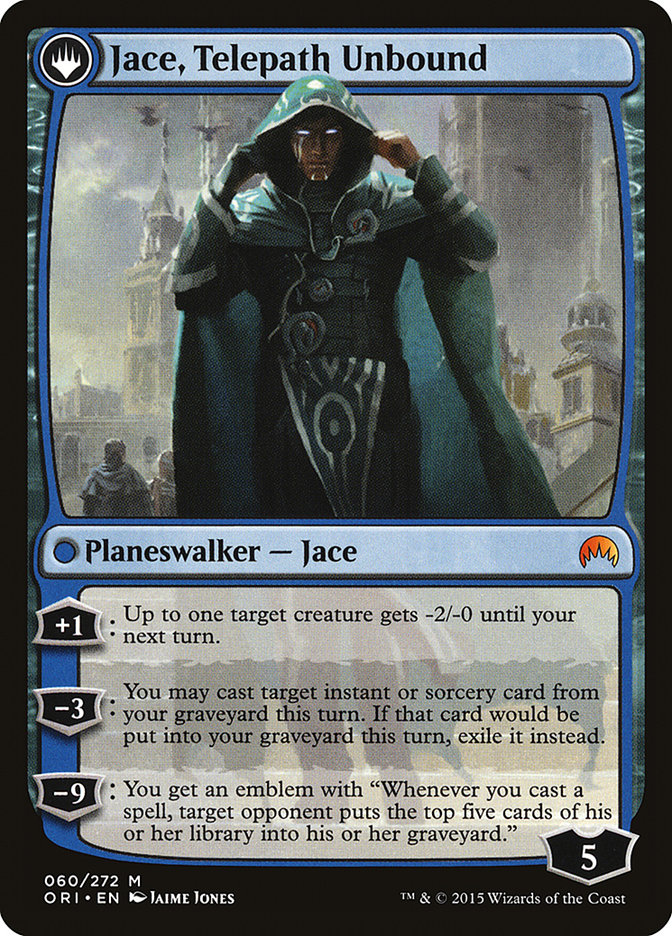 jace telepath unbound