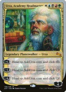 urza academy headmaster