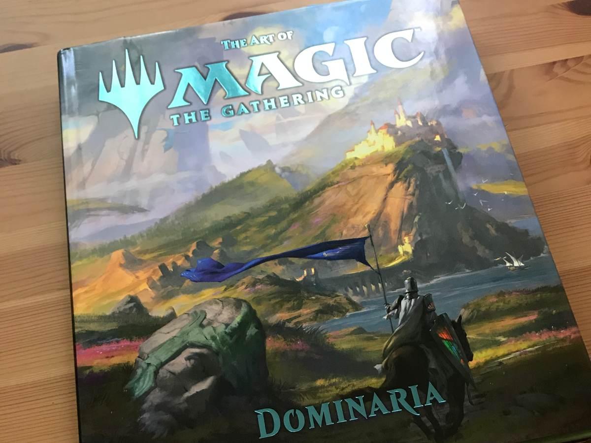 MTG artbook Dominaria