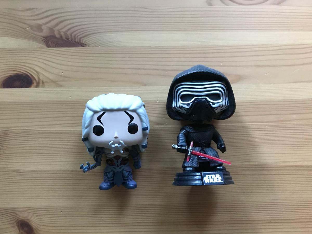 Funko MTG и Star Wars