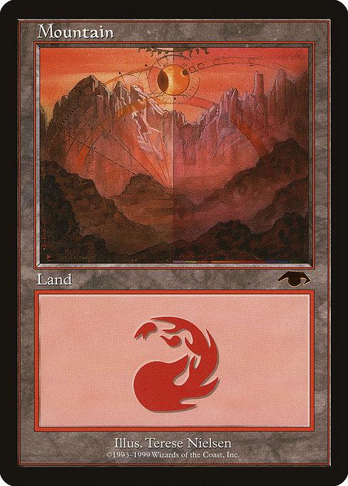 MTG Guru Mountain