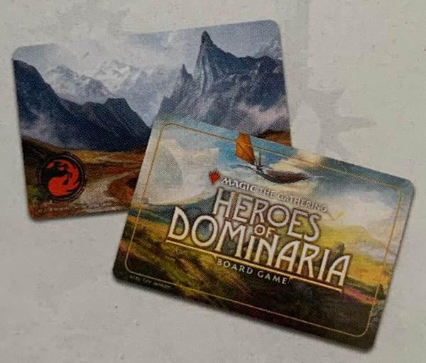 карточки Доминарии в Heroes of Dominaria