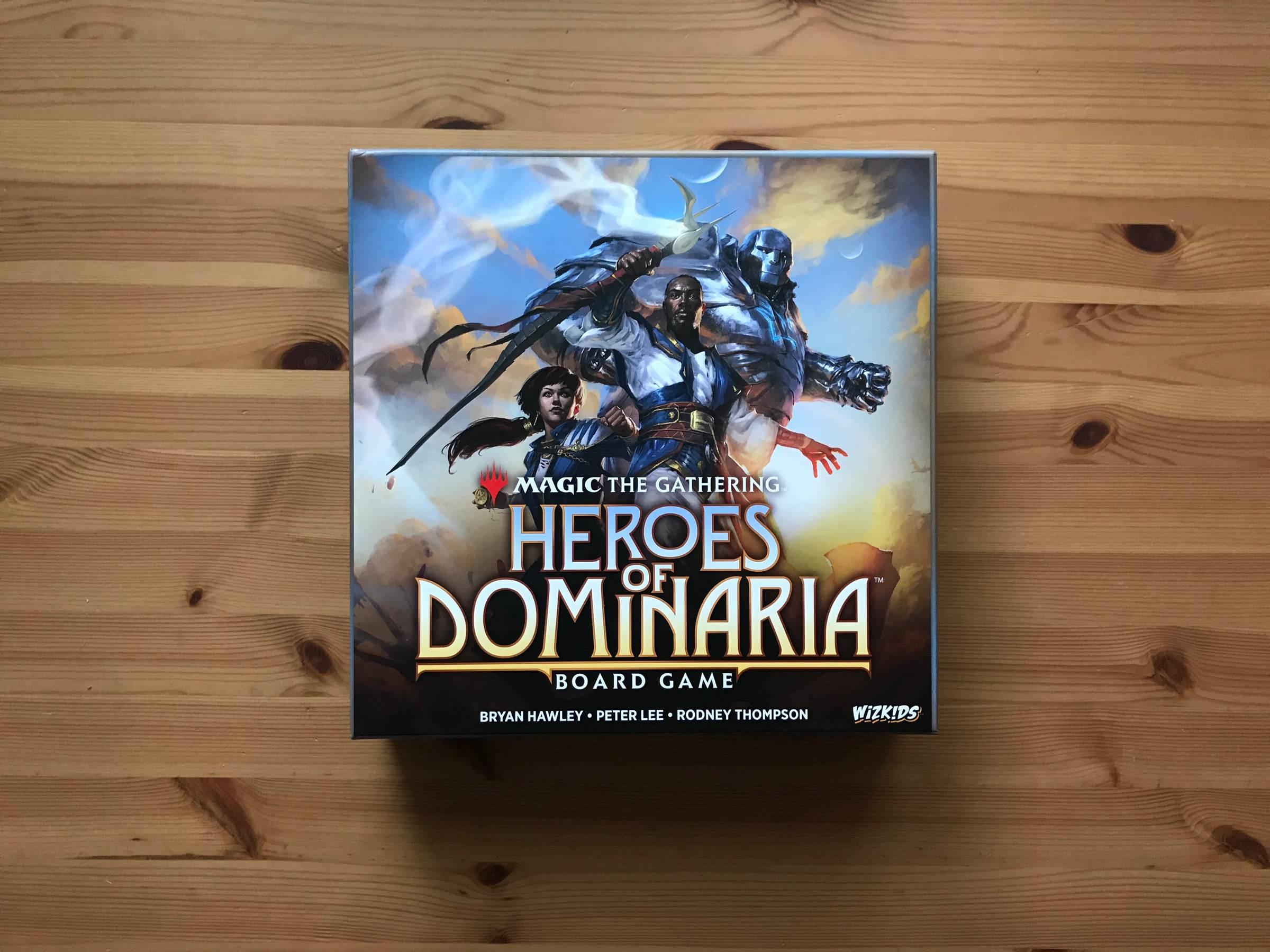 Настолка Heroes of Dominaria