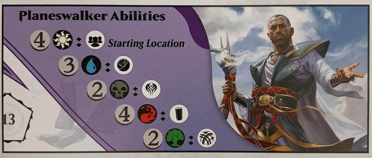 способности мироходцев в Heroes of Dominaria