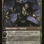garruk, the veil cursed