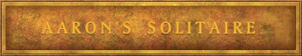 MTG format aaron's solitaire